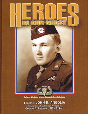 HEROES IN OUR MIDST - WWII AMERICAN AIRBORNE. VOL.3