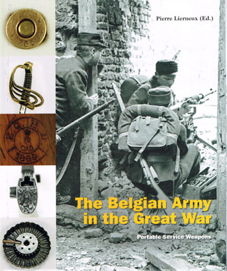 THE BELGIAN ARMY IN THE GREAT WAR. VOL.2