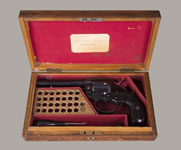 CASED COLT MODEL 1878 DOUBLE ACTION REVOLVER