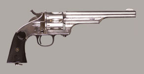 MERWIN & HULBERT LARGE FRAME S/A SECOND MODEL 1878 FRONTIER ARMY REVOLVER